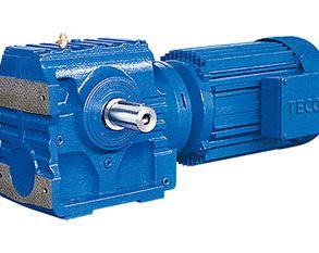 东元减速机BS系列斜齿轮-蜗轮蜗杆减速机