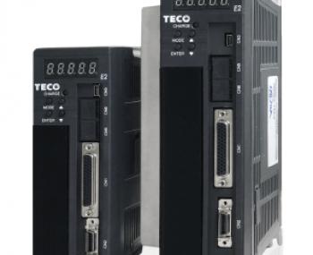 TECO E2新一代通一身黑袍用型伺服驱动器