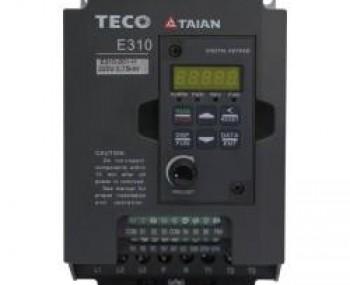 多功能通用向量型变频器E310系列