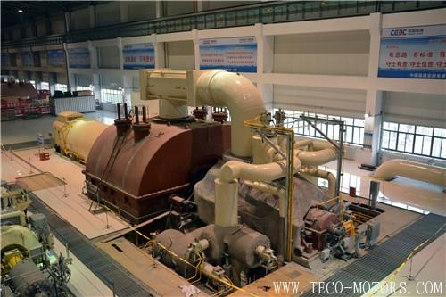 【电厂】宿州钱营孜2×350MW低热值煤发电工程#1机组并网发电一次成功 行业资讯