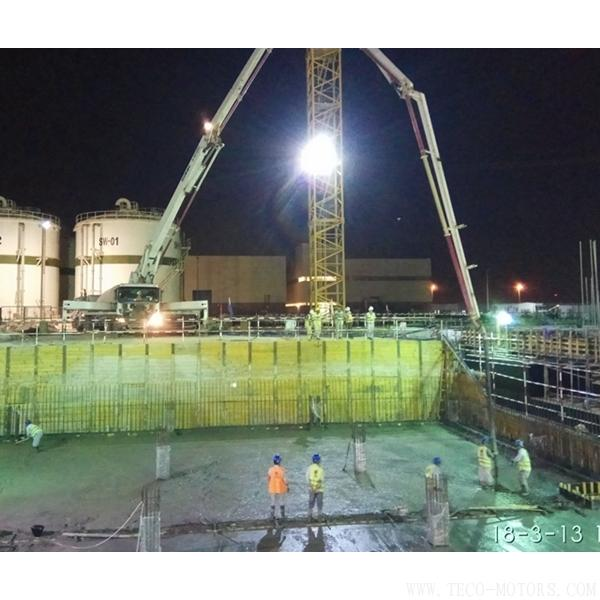 【电厂】科威特阿祖南余热循环电站(262MW)项目电控楼底板混凝土浇筑完成 行业资讯