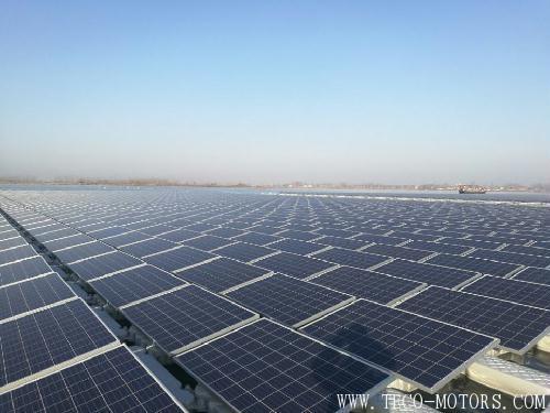 【电厂】三峡新能源淮南水面150兆瓦光伏项目A标段完成首批并网发电 行业资讯
