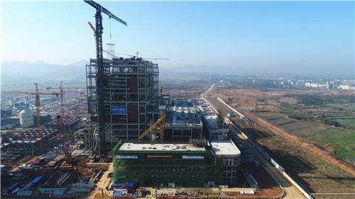 【电厂】神皖庐江电厂项目保进度 抓安全 重质量 确保工程高效推进 行业资讯