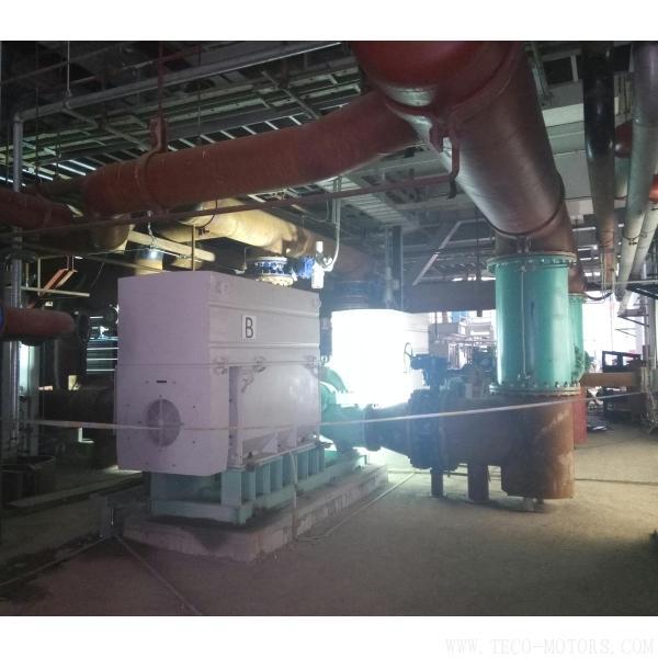 【电厂】周口燃机项目1号机组闭式水系统冲洗合格 行业资讯