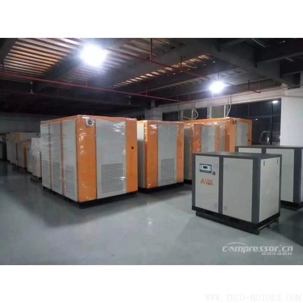 【压缩机】广东艾林克部分空压机产品通过一级能效认证 行业资讯 第1张