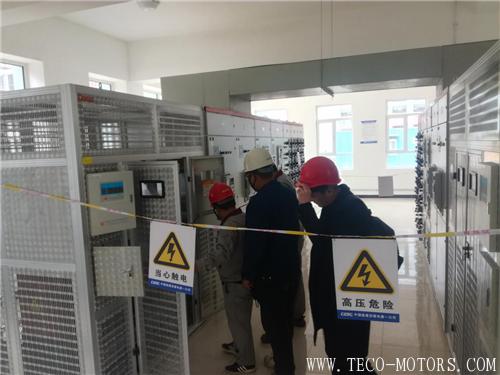 【电厂】晋能保德2×660MW超超临界低热值煤发电工程化学水PC 受电一次成功 行业资讯