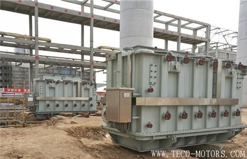 【电厂】中煤平朔项目两台变压器就位工作圆满完成 行业资讯