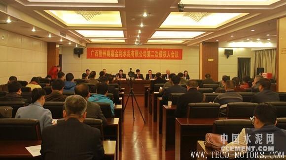 【建材】广西柳州鹿寨金利水泥破产重整案件取得重大突破 行业资讯