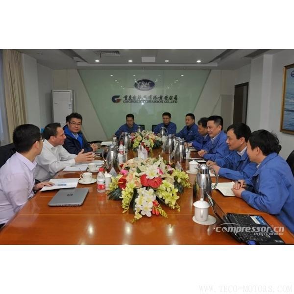 【压缩机】西门子压缩机团队到访重齿公司 行业资讯