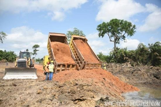 【电厂】科特迪瓦波波里水电站一期围堰填筑工作正式启动 行业资讯
