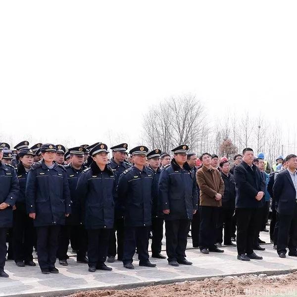 【电厂】河南西华首创生活垃圾焚烧发电项目正式开工 行业资讯 第2张
