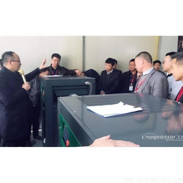 【压缩机】萨震空压机举办第五届销售精英及经销商伙伴专业技能培训会 行业资讯 第9张
