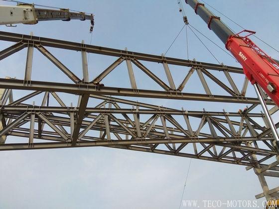 【电厂】华电句容储运输煤栈桥钢结构全线贯通 行业资讯
