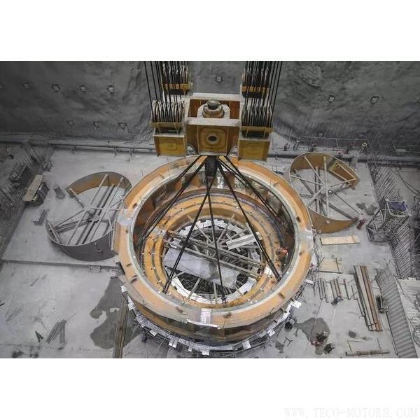 【电厂】乌东德水电站工程12台机组座环全部吊装完成 行业资讯 第3张