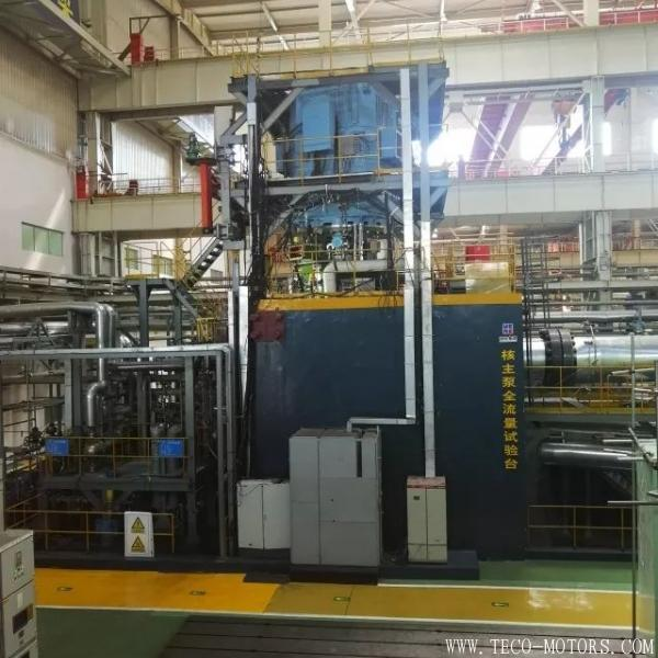 【电厂】福清核电5号机组主泵全流量试验完成 行业资讯