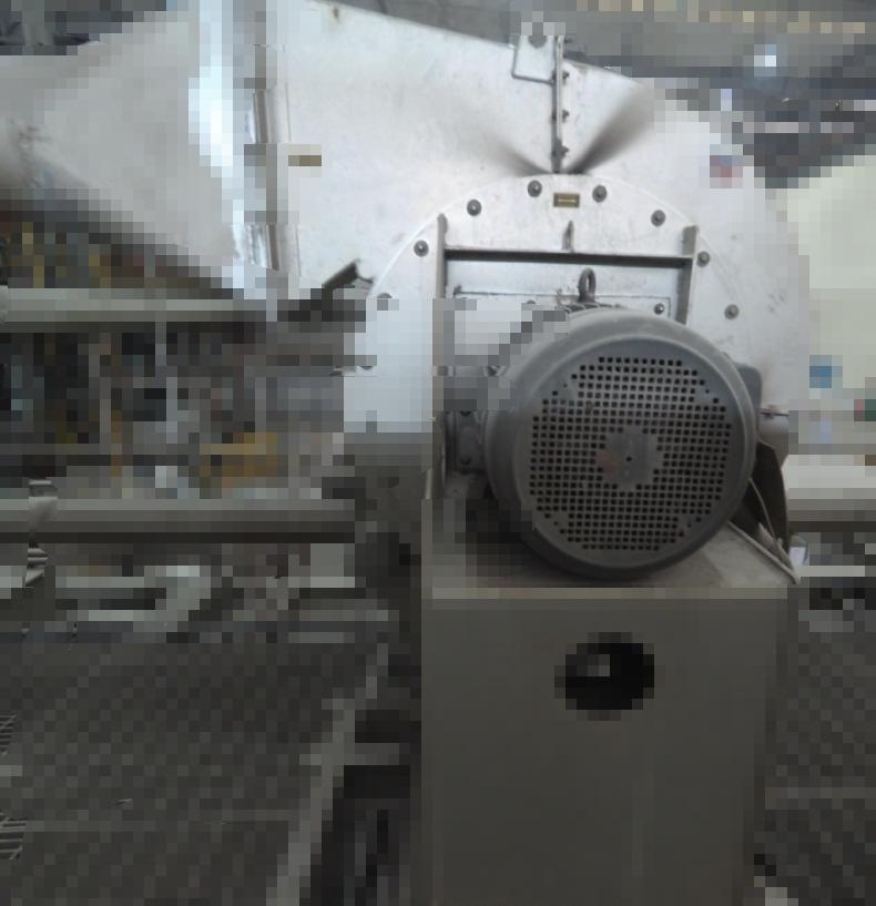 东元NEMA电机服役7年,运行状态良好,现场检测运行状态 业绩案例 第2张