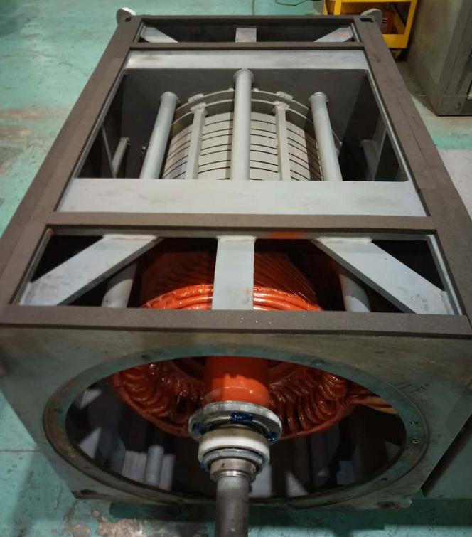 东元08年出厂大功率电机维修保养 业绩案例 第6张