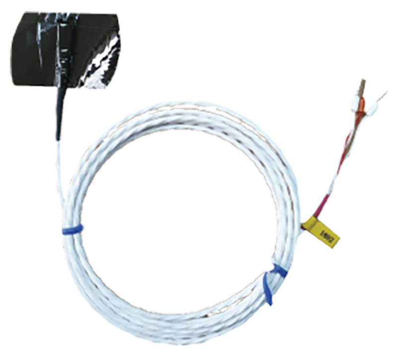 TS-200黏贴式温度感测计