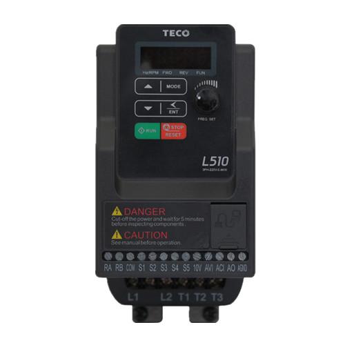 L510-101-SH1-NC  0.75KW变频器