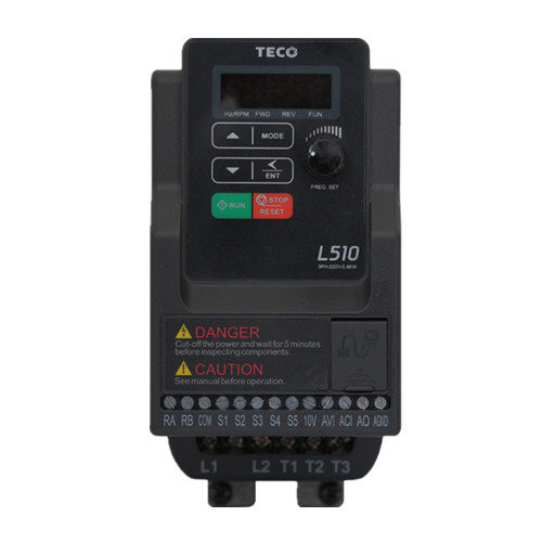 L510-1P5-SH1-NC  0.4KW变频器